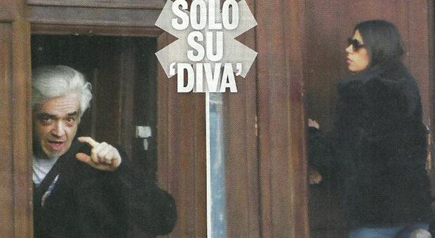 Morgan e la fidanzata Alessandra Cataldo incinta (Diva e donna)