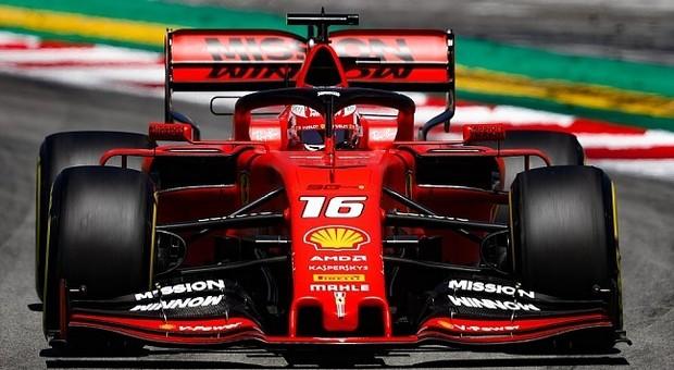 La Ferrari di Formula 1