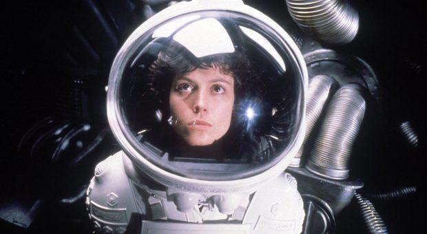 Ripley, la protagonista del film Alien