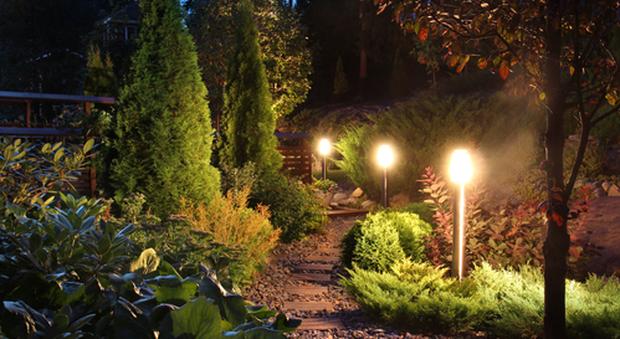 Illuminazione da giardino: soluzioni moderne per ambienti outdoor