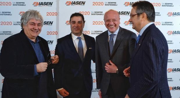 Il presidente di Confindustria: «Le infrastrutture salveranno le Marche»