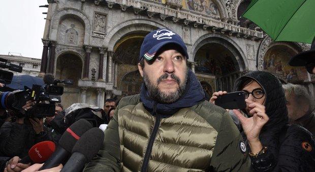 Migranti, Salvini indagato per sequestro di persona per il caso Open Arms