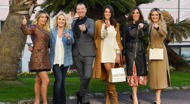Sanremo 2020, Amadeus: «Leotta, Bellucci e Rodriguez: ecco le mie 10 prime donne»