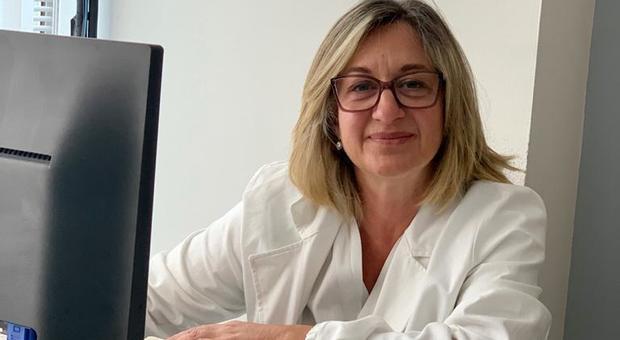 La dottoressa Roberta De Ciantis