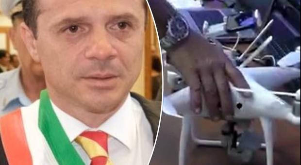 Coronavirus, a Messina i droni con la voce del sindaco De Luca: «Dove c...o vai?»