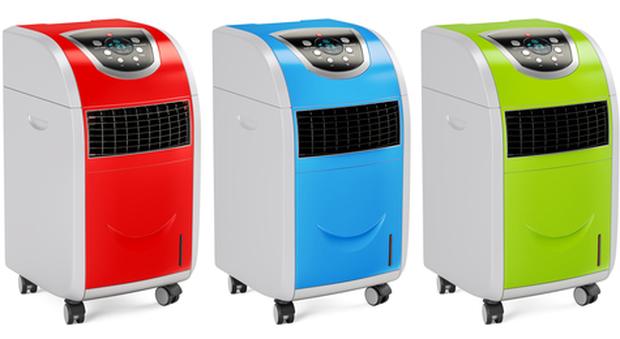 Master clima srl condizionatori e - Clima portatile senza tubo ...