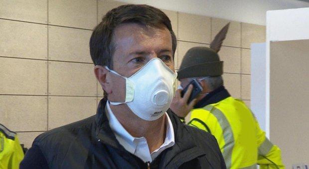 Coronavirus Bergamo, Gori: «La sanità in Lombardia ha i suoi limiti, molti muoiono in casa». La Lega: «Attacco inaccettabile»
