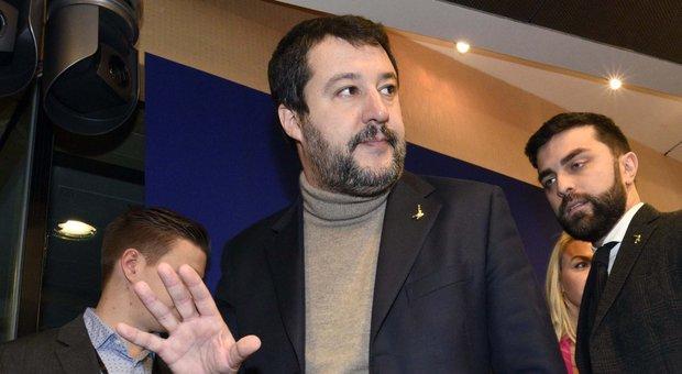 Mes, Salvini: «Trattato non è emendabile, è da bloccare»
