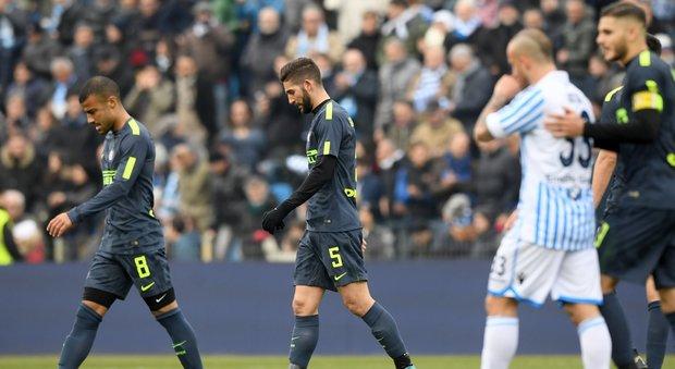 Spal Gegen Inter