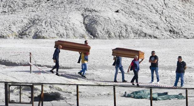 Una famiglia veneziana distrutta nella tragedia della solfatara del 12 settembre 2017