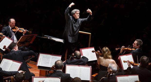 Il Maestro Antonio Pappano