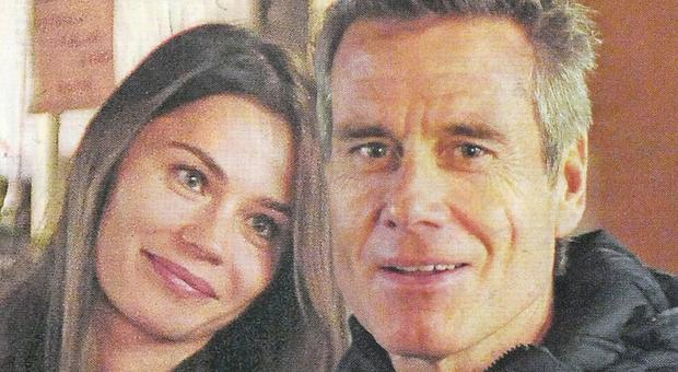 Jimmy Ghione con la nuova fidanzata, l'attrice Daria Baykalova (Diva e donna)