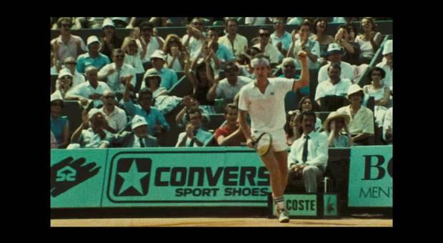"""""""John McEnroe - L'impero della perfezione"""" , il trailer"""