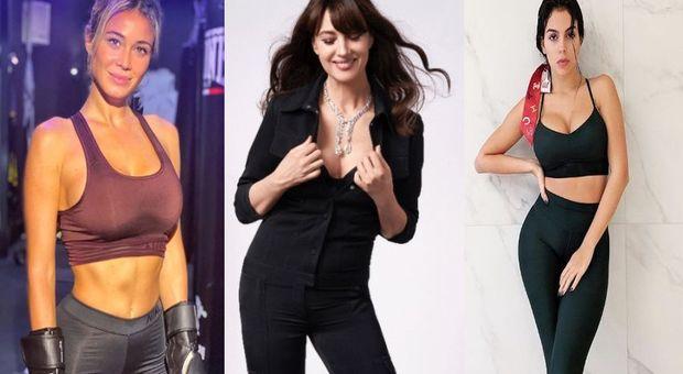 Sanremo 2020, tutte le donne del Festival: all'Ariston anche Sabrina Salerno e Georgina Rodriguez