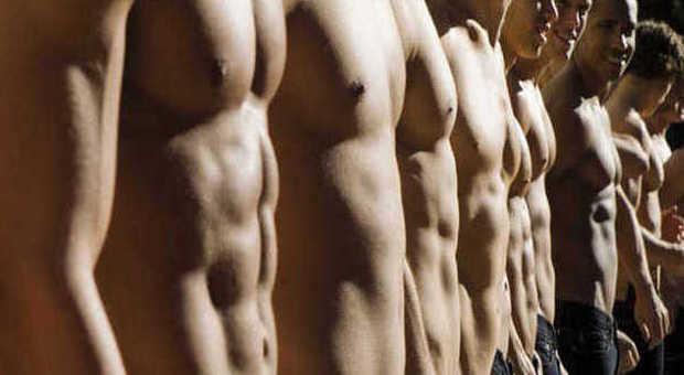 modelli di nudo immagini