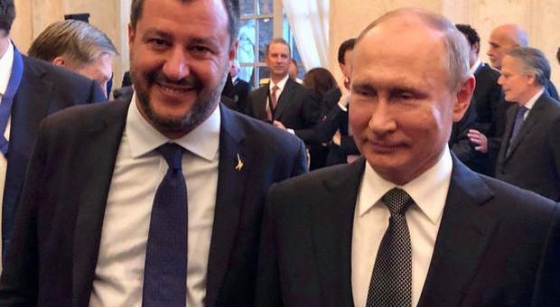 Fondi alla Lega, Mosca si chiama fuori: «Nessuna ingerenza nella politica italiana»