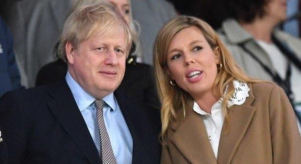 Coronavirus, dopo Boris Johnson in isolamento anche Carrie Symonds ...