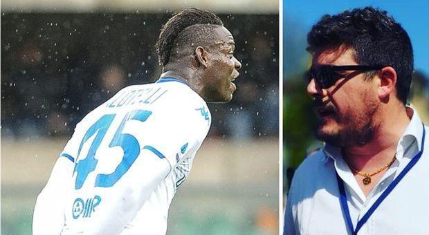 Caso Balotelli, il Verona calcio mette al bando l'ultrà Castellini fino al 2030