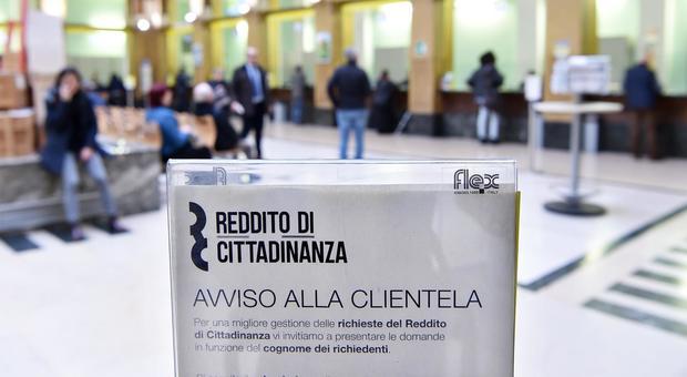 Laureati con reddito di cittadinanza: 460 posti in ballo, si presentano solo 61