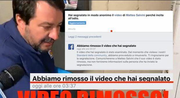 Salvini al citofono, l'avvocato del ragazzo tunisino: «Facebook ha rimosso il video dalla pagina dell'ex ministro»