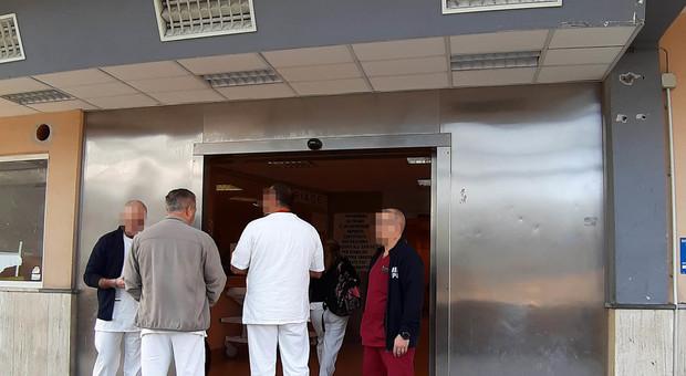 L'ospedale San Paolo (foto Renato Esposito)
