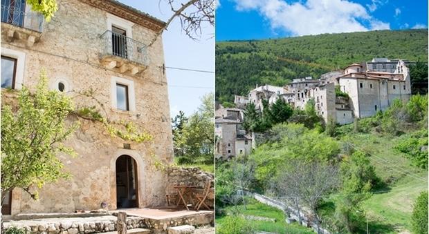 immagine Puoi avere casa in Italia a 60 euro: l'annuncio di una coppia inglese