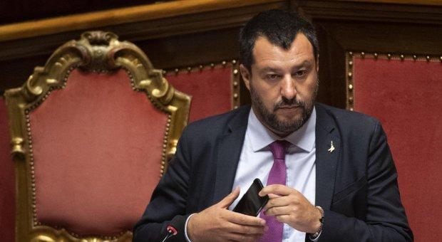 Salvini: «Governo avanti così con M5S? Vedremo»