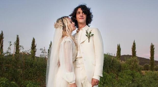 Carolina Crescentini, matrimonio segreto con Motta: «Abbiamo fatto una cosa»