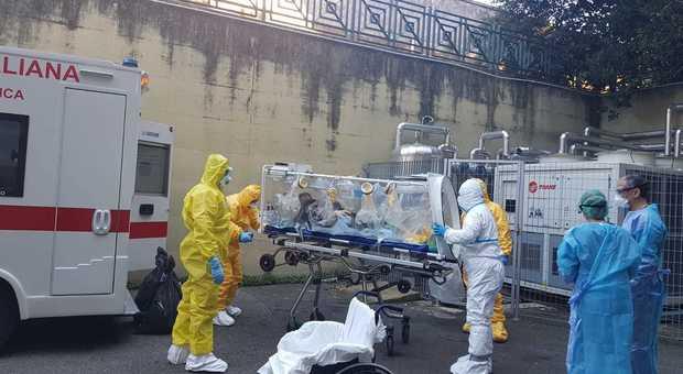 Coronavirus, Niccolò allo Spallanzani, in Francia il primo morto in Europa