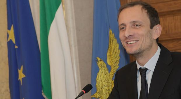 Massimiliano Fedriga, governatore del Friuli Venezia Giulia