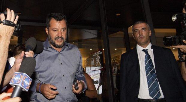 Salvini: «Non c'è un'altra maggioranza, mi affido alla saggezza del Presidente della Repubblica»