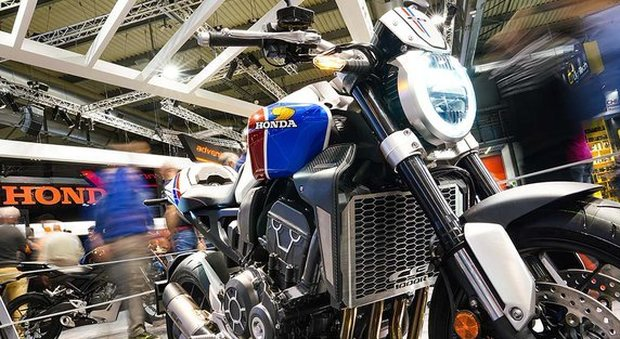 La Honda CB1000R+ Limited Edition
