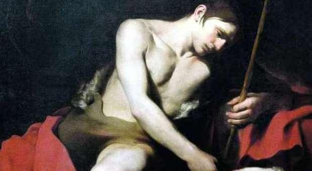 Il San Giovannino di Caravaggio riscoperto
