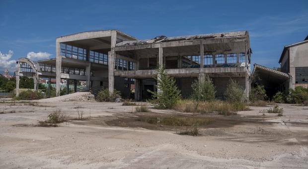 L'area ex Zanussi a Conegliano