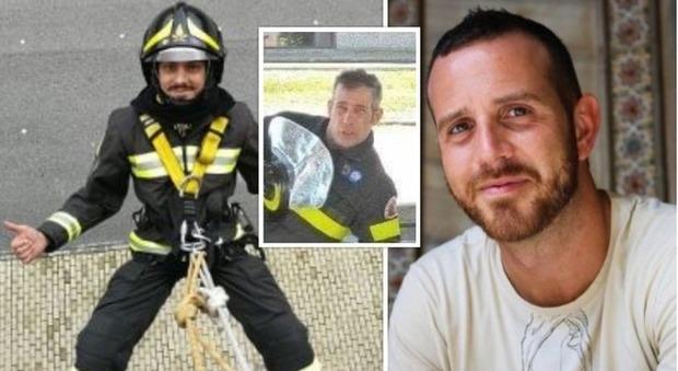Matteo, Marco e Antonio: chi erano i tre vigili del fuoco morti nell'esplosione ad Alessandria