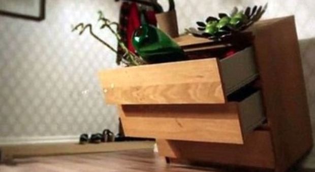 Mobili Ikea Bambini : Ikea otto bambini morti l azienda ritira milioni di