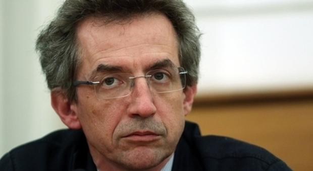 Il ministro dell'Università Gaetano Manfredi