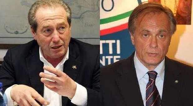 Leonardo Muraro e Pietro Dalla Libera