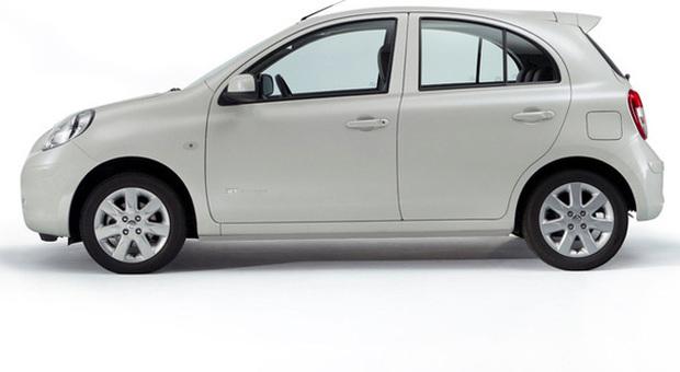 La Nissan Micra versione 30° Anniversario