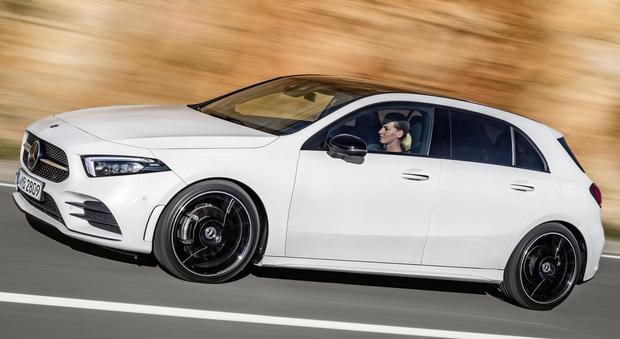 La nuova Mercedes Classe A