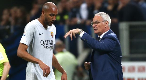 Inter - Roma, Claudio Ranieri (foto MANCINI)