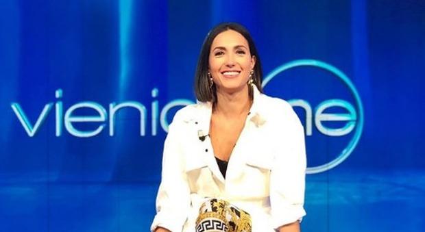 Caterina Balivo, la bella conduttrice napoletana di Vieni da me