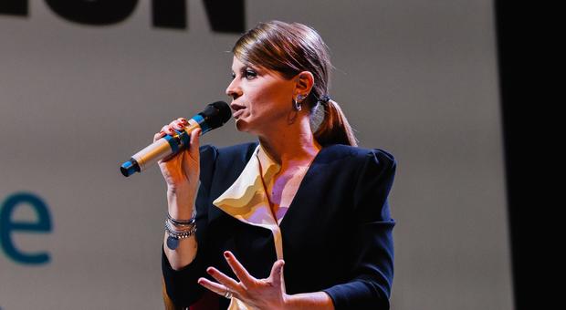 Alessandra Amoroso a Imaginaction (credito Evans Dorri – Resina 35)