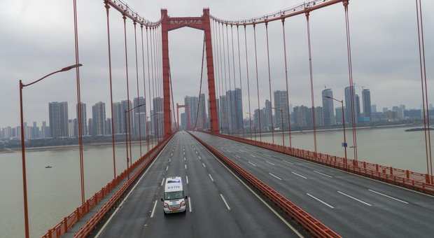 Wuhan, la città da cui è partito il coronavirus