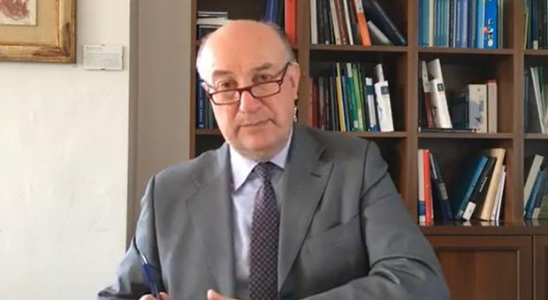 Il direttore generale dell'Ulss 5 Antonio Compostella