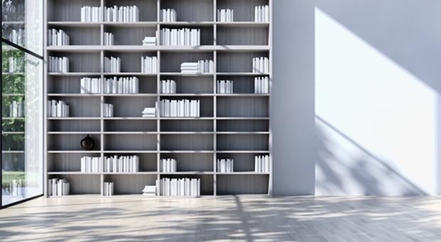 Librerie Componibili A Ponte.Librerie Componibili Una Scelta Funzionale E Di Grande Fascino