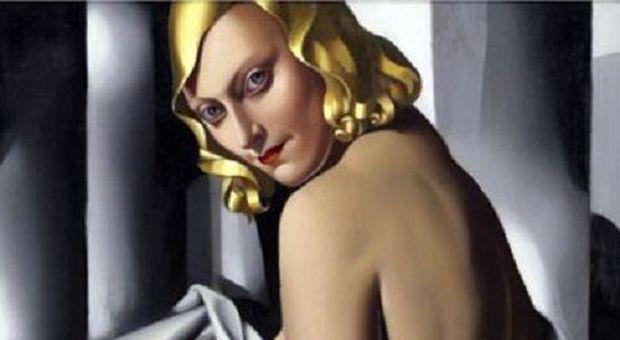 Ritratto di Marjorie Ferry