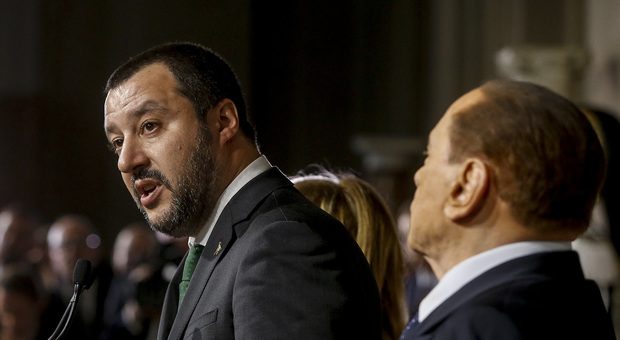 Salvini: adesso mani libere per il governo con Di Maio