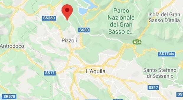 Terremoto in Abruzzo di 3.5: la scossa avvertita nel Centro Italia