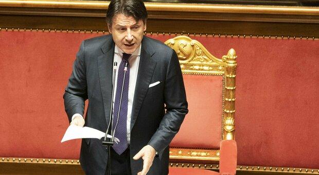 Conte, «Ora riforme condivise». E va a caccia dei voti di Forza Italia